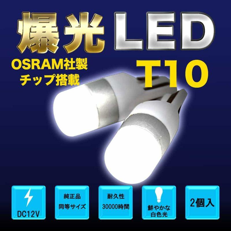 爆光LED
